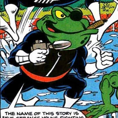 Ike (Frog) (Earth-9047)