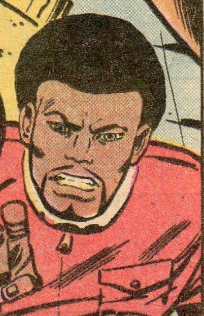 Ilongo Savage (Earth-616)