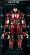 Iron Man Armor MK XXXV (Earth-199999)
