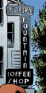 It's Tops Fountain Coffee Shop