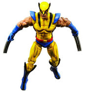 James Howlett (Earth-616) from Marvel Universe (Toys) Series 3 Wave XIII 0001