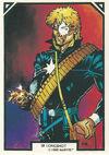 Longshot (Mojoverse) from Arthur Adams Trading Card Set 0001