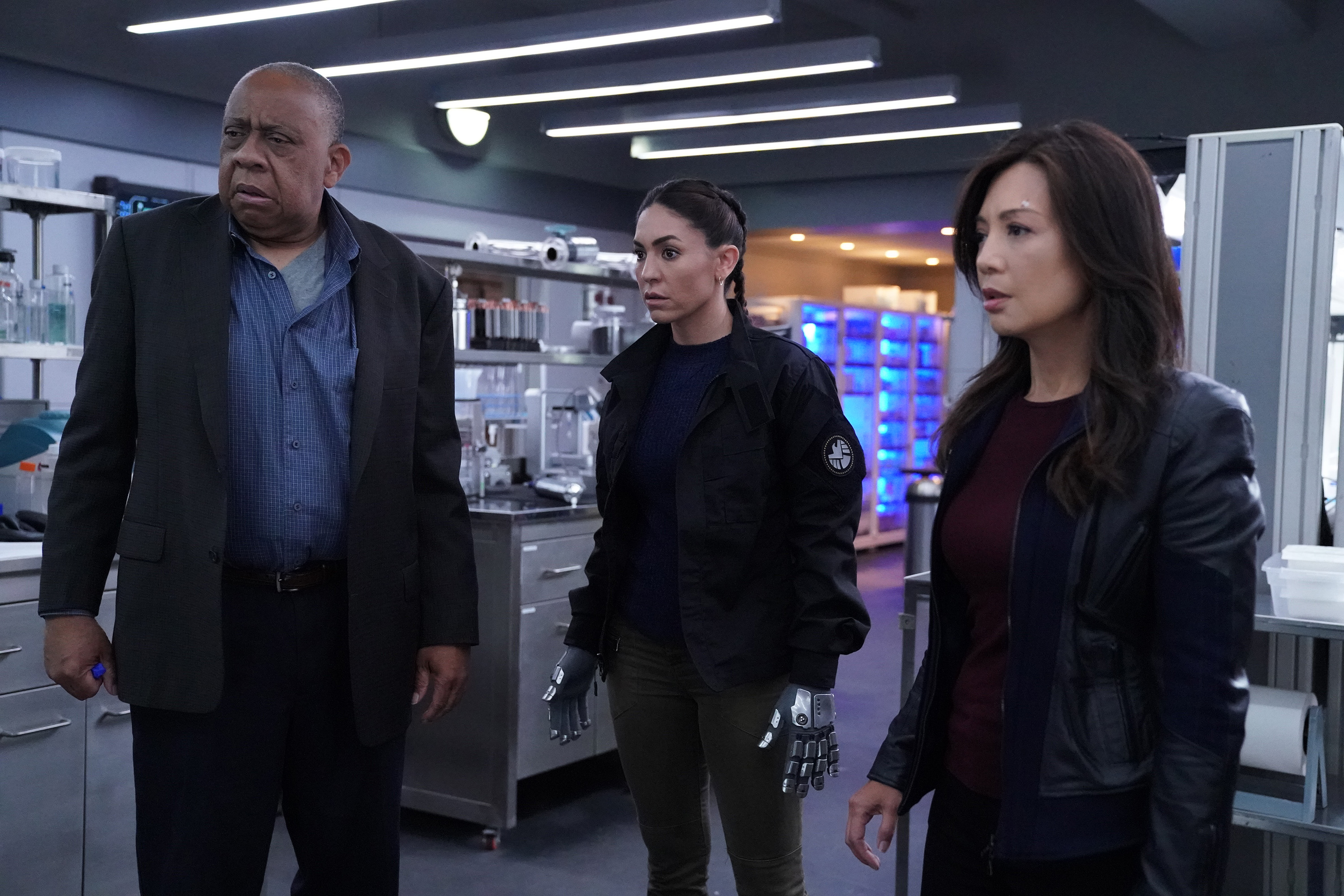 Marvel's Agents of S.H.I.E.L.D. Season 6 1