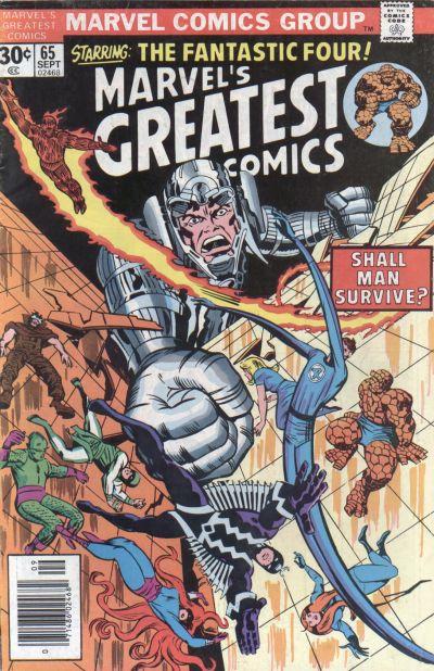Marvel's Greatest Comics Vol 1 65