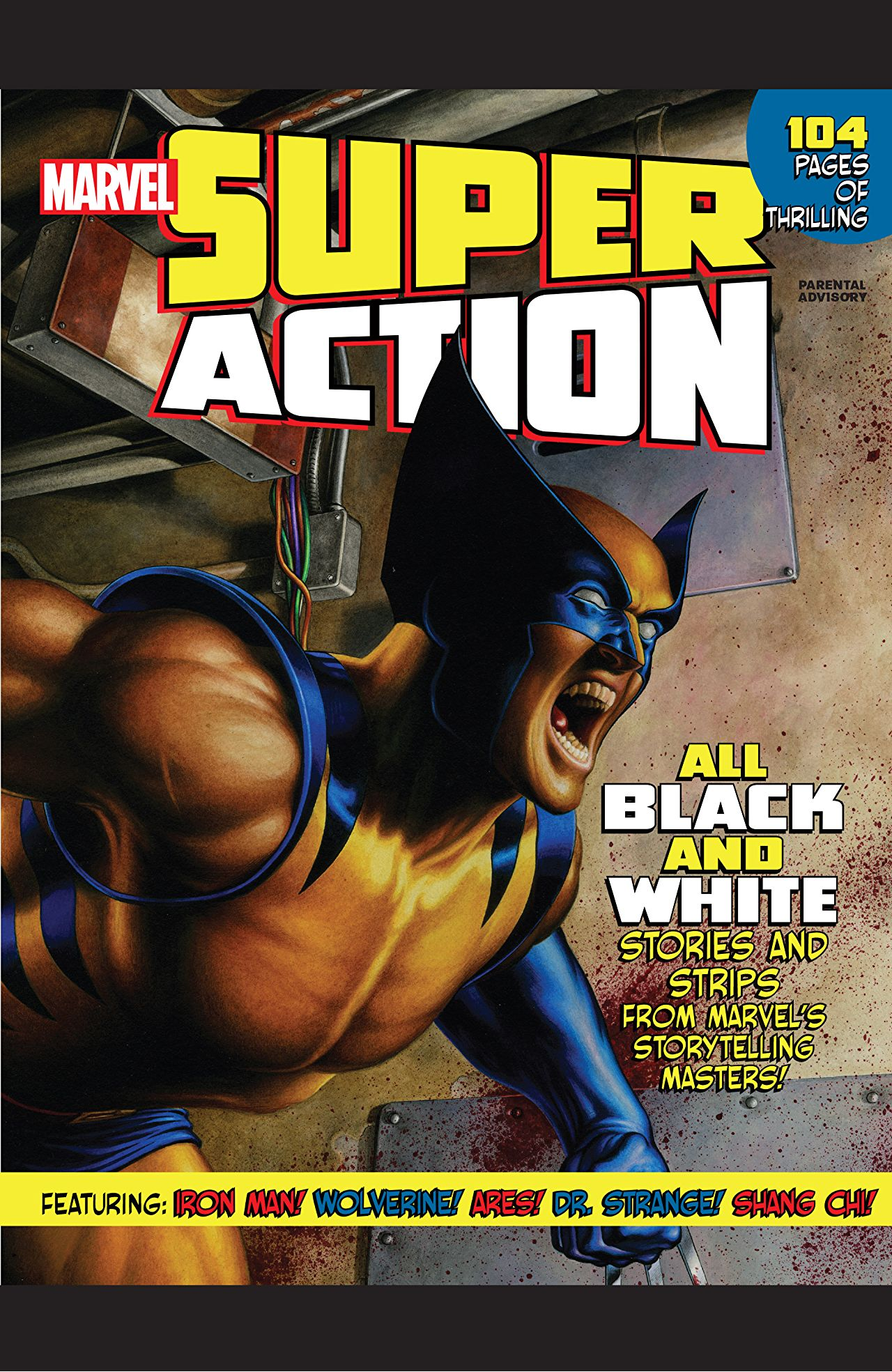 Marvel Super Action Vol 3 1