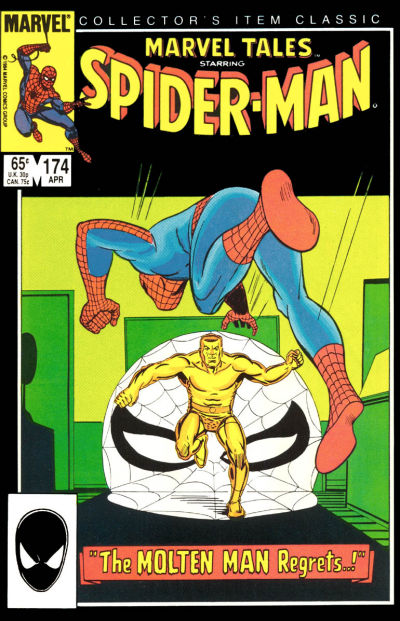 Marvel Tales Vol 2 174