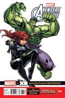 Marvel Universe Avengers Assemble Vol 1 11