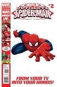 Marvel Universe Ultimate Spider-Man Vol 1 2