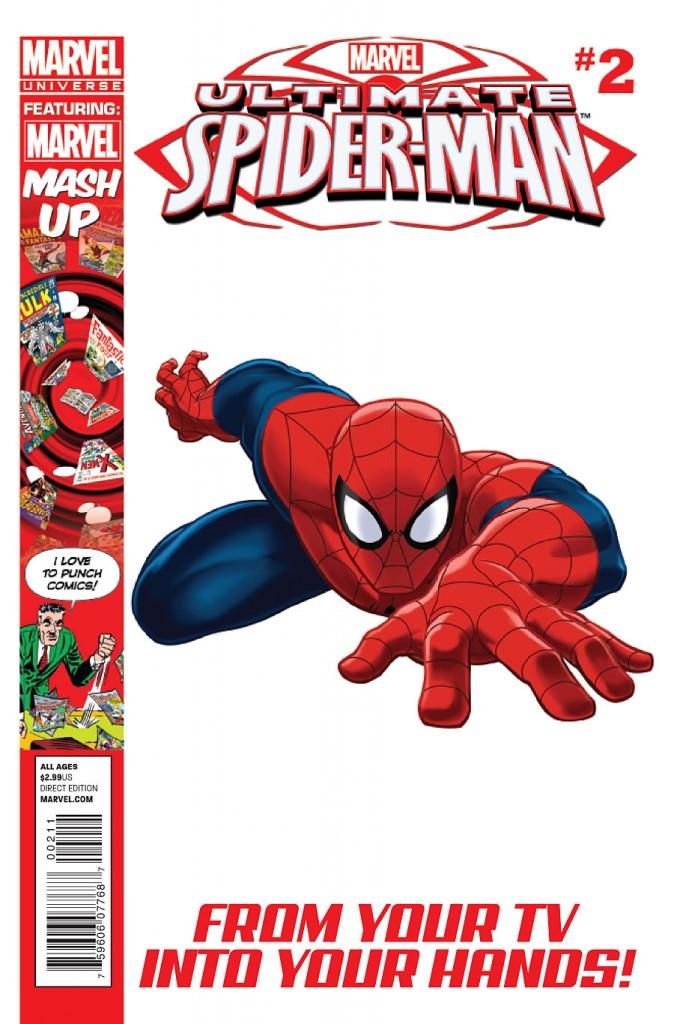 Marvel Universe: Ultimate Spider-Man Vol 1 2
