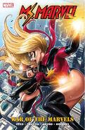 Ms. Marvel TPB Vol 1 8 War of the Marvels