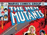 New Mutants Vol 1 4