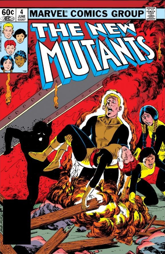 New Mutants Vol 1 4