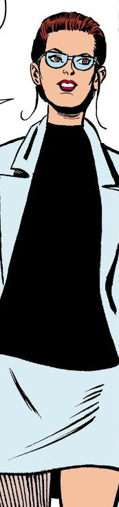Nina Pushnikov (Earth-616)