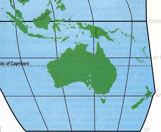 Oceania (Earth)