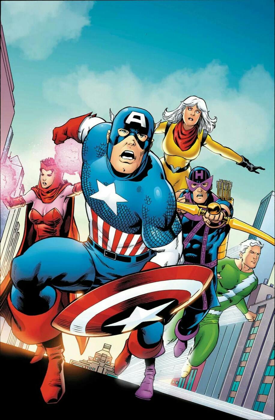Avengers (Earth-17122)