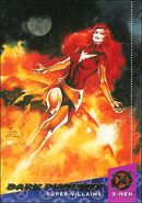 Phoenix Force (Earth-616) from 1994 Ultra X-Men (Trading Cards)