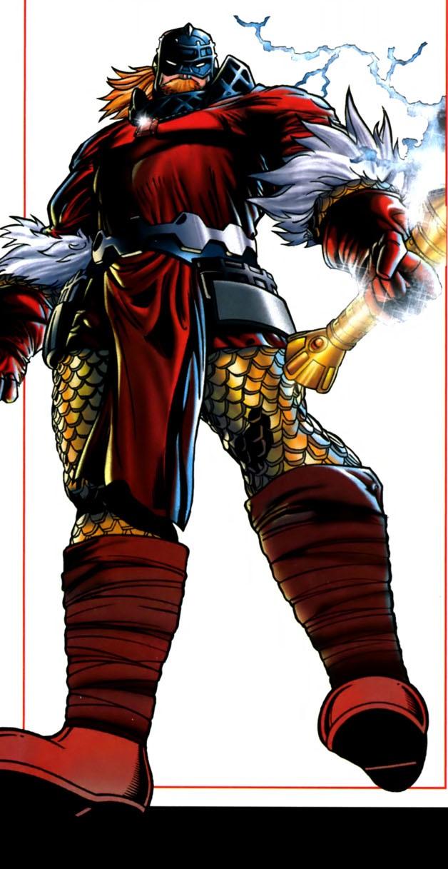 Prester John (Johann) (Earth-616)