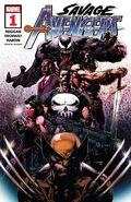 Savage Avengers Vol 1 1