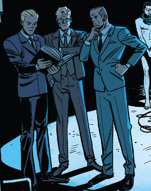 Scientists Guild (Earth-616) from Marvel Comics Vol 1 1000 001.jpg