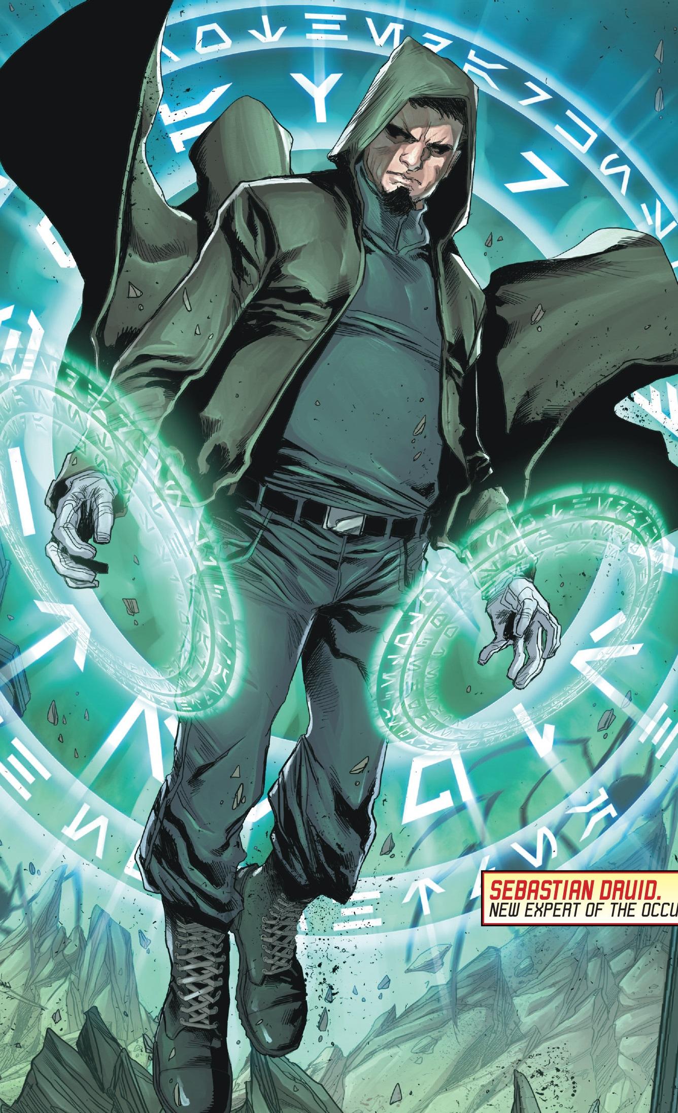 Sebastian Druid (Earth-616)