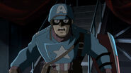 Steven Rogers (Earth-3488) from Ultimate Avengers The Movie 0004