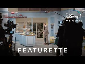Story Featurette - Marvel Studios' WandaVision - Disney+
