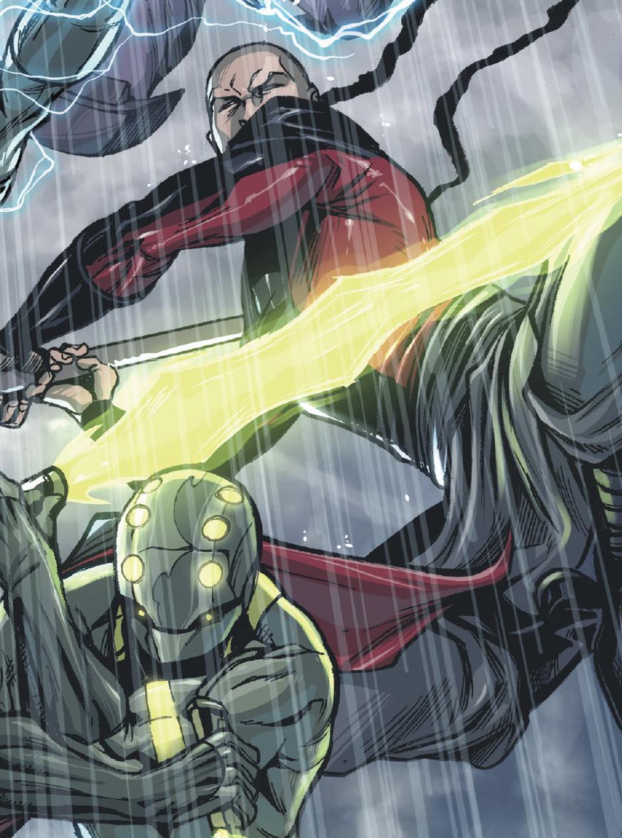 Sun Wukong (Earth-616)