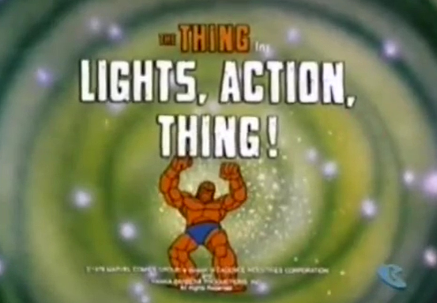 The Thing (animated series) Season 1 24