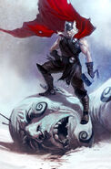 Thor Ages of Thunder Vol 1 1 Textless
