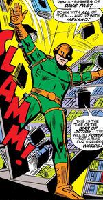 Tom Regal (Earth-616)
