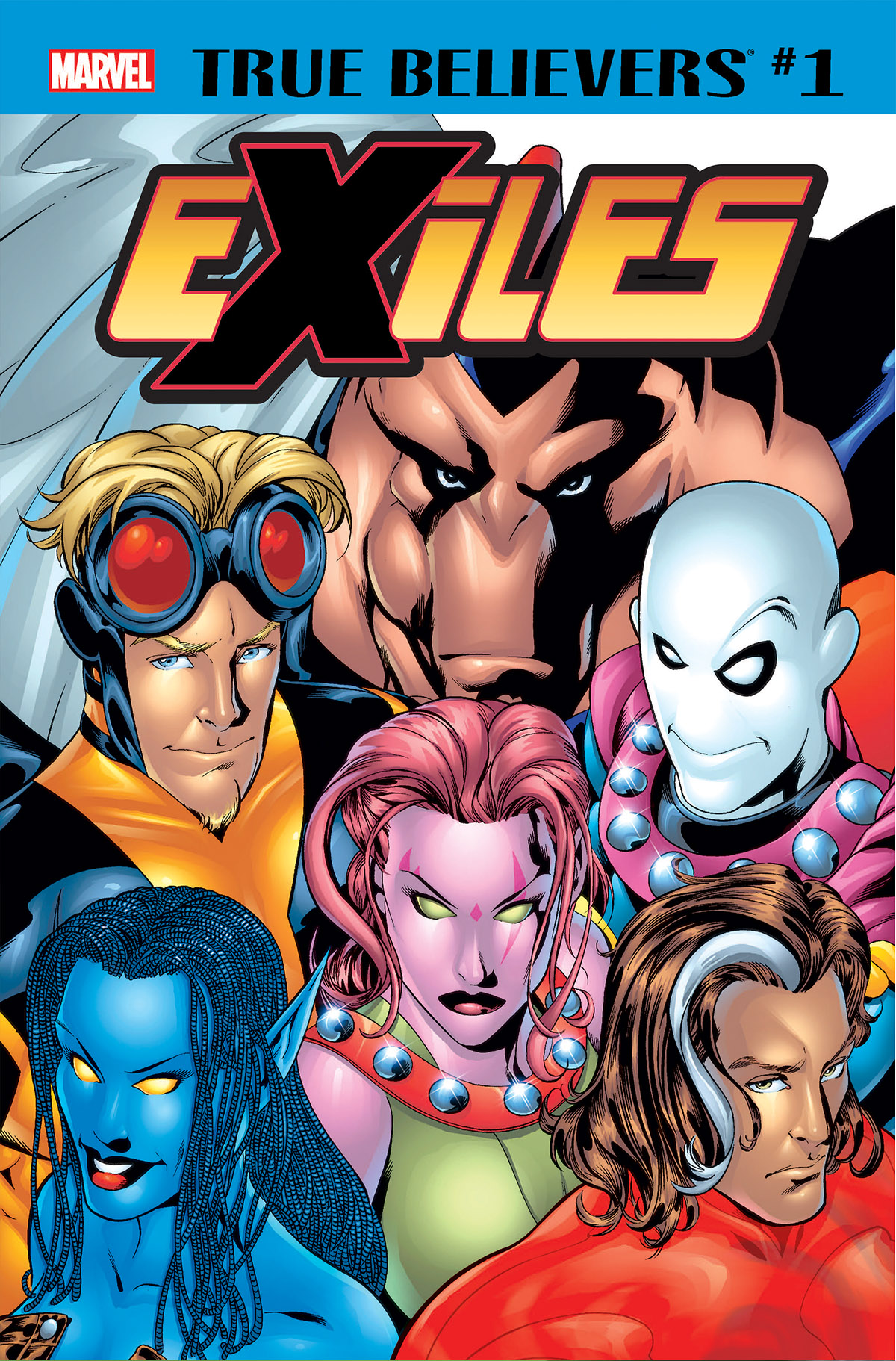 True Believers: Exiles Vol 1 1