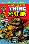 True Believers Fantastic Four - Marvel Two-In-One Vol 1 1