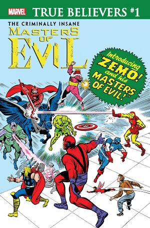 True Believers The Criminally Insane - Masters of Evil Vol 1 1.jpg