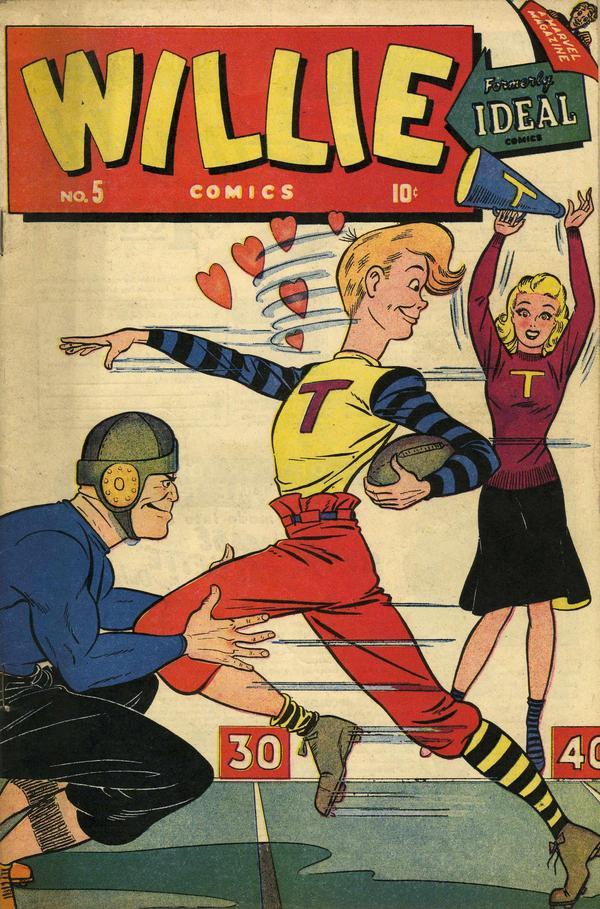 Willie Comics Vol 1