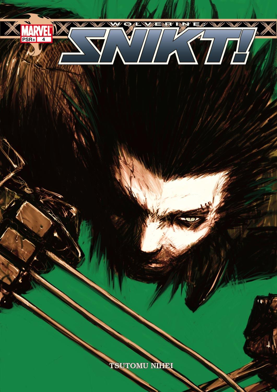 Wolverine: Snikt! Vol 1 4