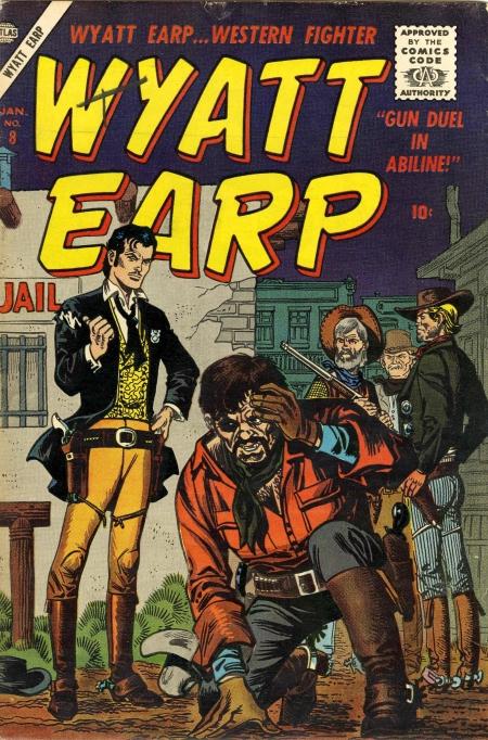 Wyatt Earp Vol 1 8