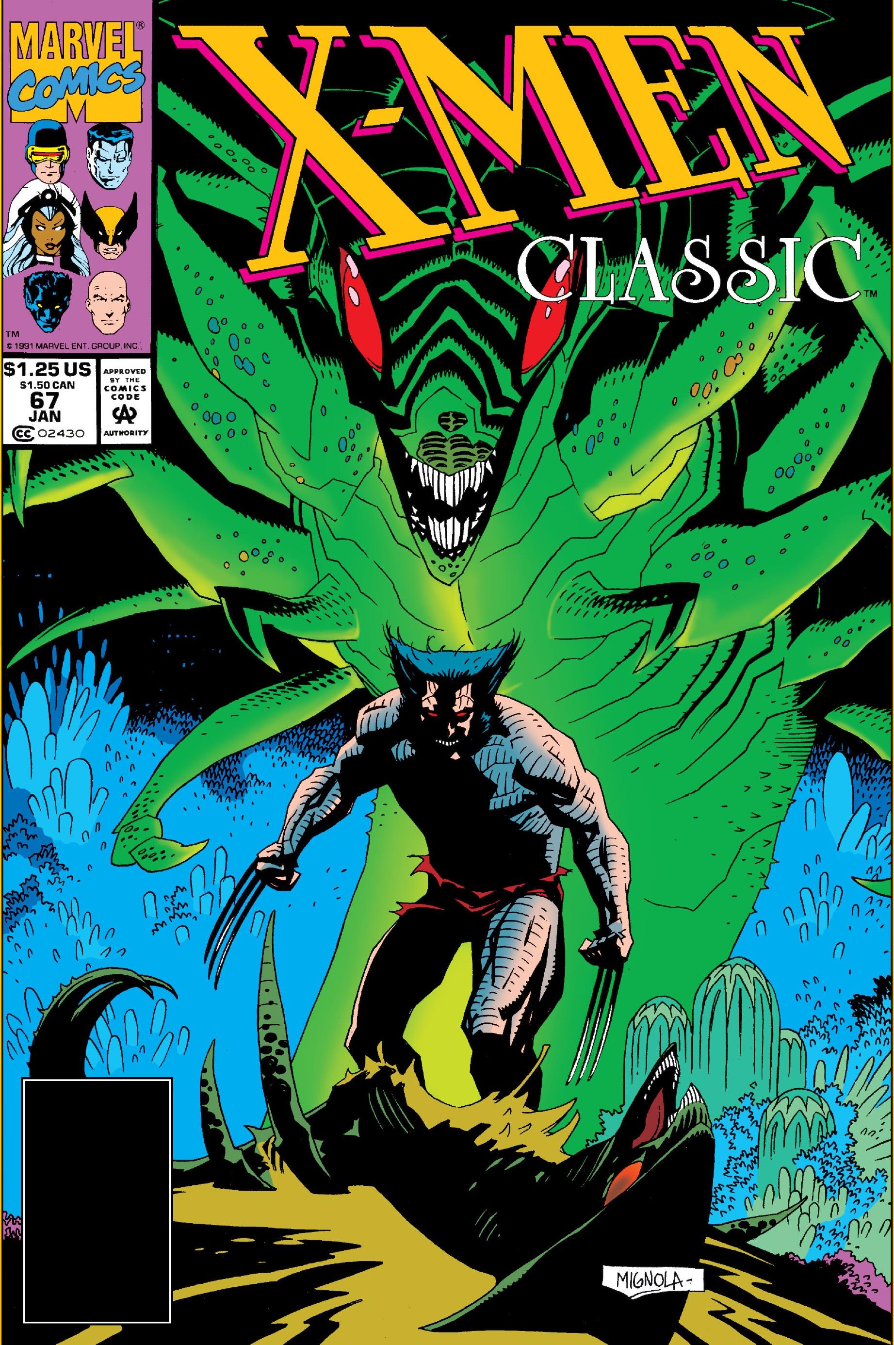 X-Men Classic Vol 1 67