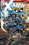X-Men Gold Vol 2 13