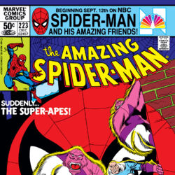 Amazing Spider-Man Vol 1 223