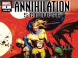 Annihilation - Scourge Omega Vol 1 1