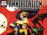 Annihilation - Scourge Omega Vol 1 1