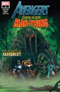 Avengers Curse of the Man-Thing Vol 1 1
