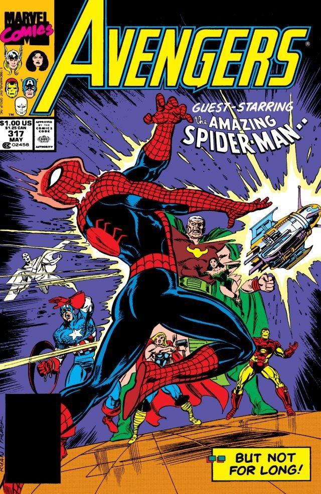 Avengers Vol 1 317