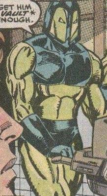 Billy Fredricks (Earth-616)
