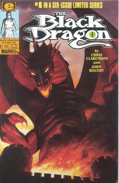 Black Dragon Vol 1 6