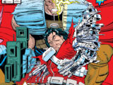 Cable: Blood & Metal Vol 1 2