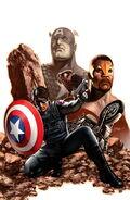 Captain America Vol 5 27 Textless