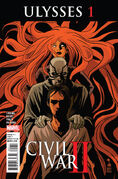 Civil War II Ulysses Vol 1 1