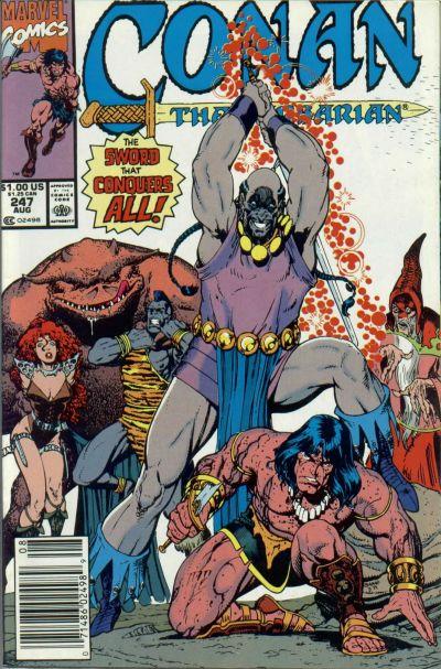 Conan the Barbarian Vol 1 247