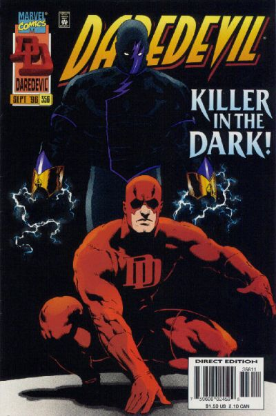 Daredevil Vol 1 356